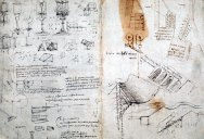 The British Library Has Fully Digitized 570 Pages of Leonardo da Vinci's Visionary Notebooks