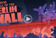 A Brief History of the Rise and Fall of the Berlin Wall