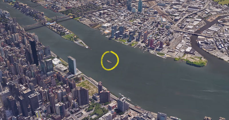The Tiny Island in New York That Nobody's Allowed to Visit