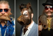 The 2017 World Beard and Mustache Championships Gallery is Here