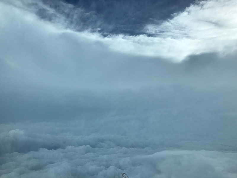 eye of irma photos noaa 3 NOAA Hurricane Hunters Fly Into the Eyes of Storms to Gather Lifesaving Data. This is Irma