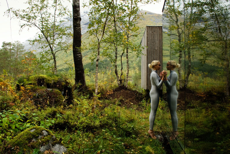 The Home from 'Ex Machina' is Actually a Hotel in Norway and You Can Stay There Right Now
