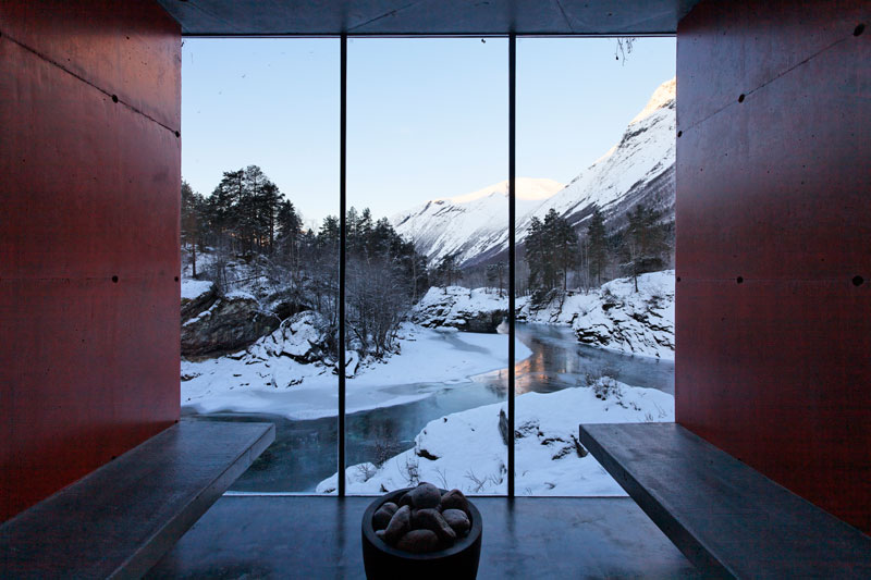 juvet landscape hotel norway 8 The Home from Ex Machina is Actually a Hotel in Norway and You Can Stay There Right Now