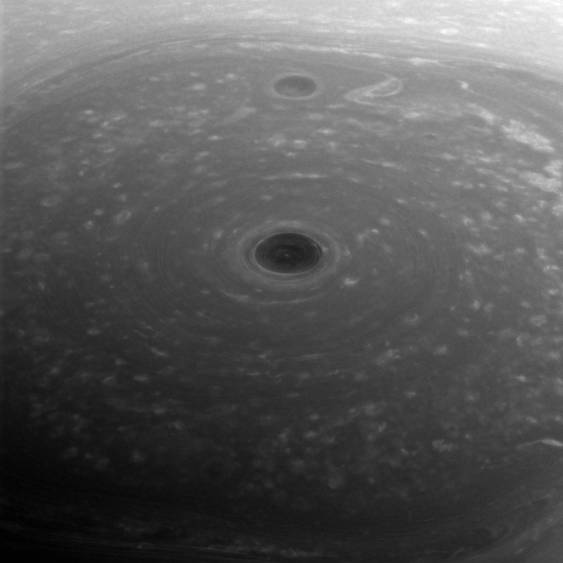 nasa cassini final images 5 After Two Decades in Space, Cassini is About to Crash Into Saturn. These are the Final Images