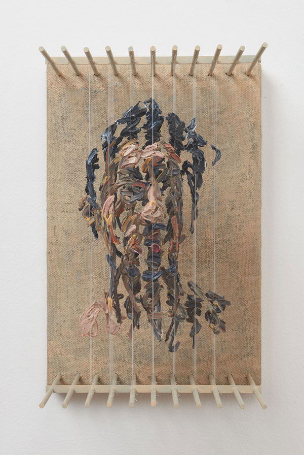 3d portraits made from suspended paint strokes by chris dorosz 5 Amazing 3D Portraits Made from Suspended Paint Strokes