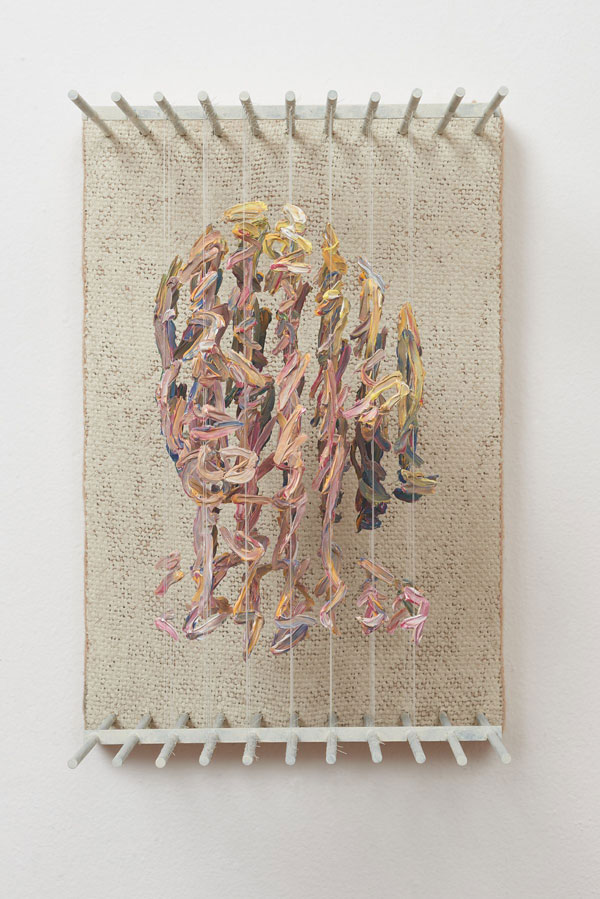 3d portraits made from suspended paint strokes by chris dorosz 6 Amazing 3D Portraits Made from Suspended Paint Strokes