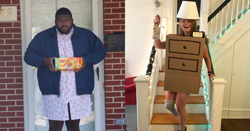The 10 Best Halloween Costumes of 2017 (So Far..)