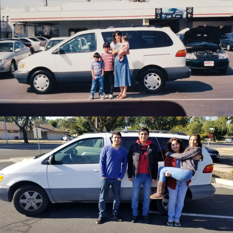 the day we bought the family van 1999 to the day we sold it 2017 The Day We Bought the Family Van (1999) to the Day We Sold It (2017)