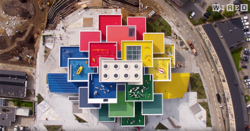 The LEGO House in Denmark Looks Incredible and I Need to Visit It