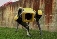 Boston Dynamics Just Unveiled Their New SpotMini Robot