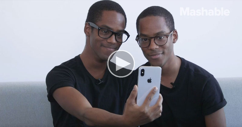Identical Twins vs Apple Face ID