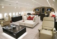 Inside the World's Only Private 787 Dreamliner (10 Photos)