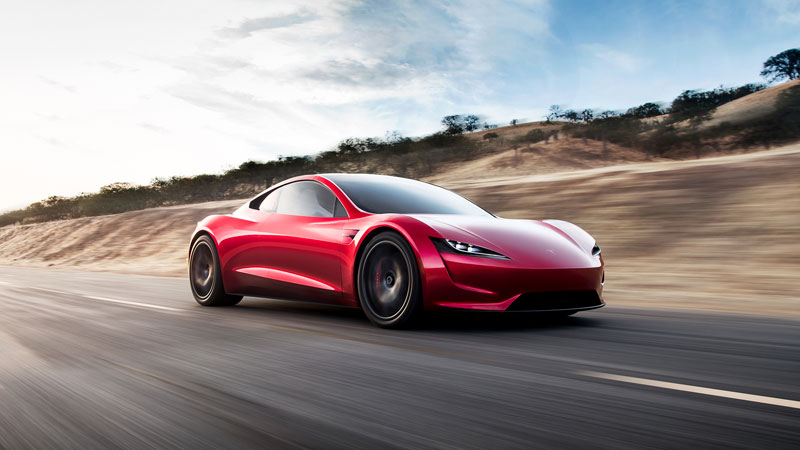tesla roadster pics 9 The Specs for Teslas New Roadster are Bananas