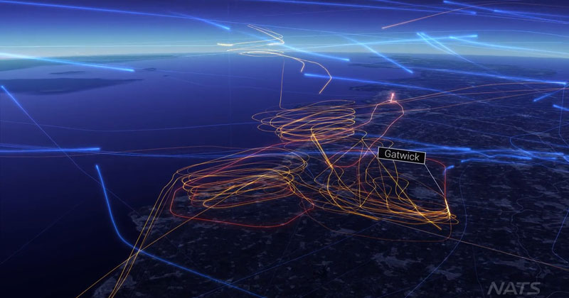 This is What Happens When You Fly a Drone Into a Controlled Airspace