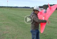 Here's the World's Fastest RC Jet Going 727 km/h (451 mph)