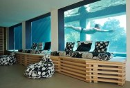 This Airbnb in the South of France Comes with a 91-Foot Aquarium Pool