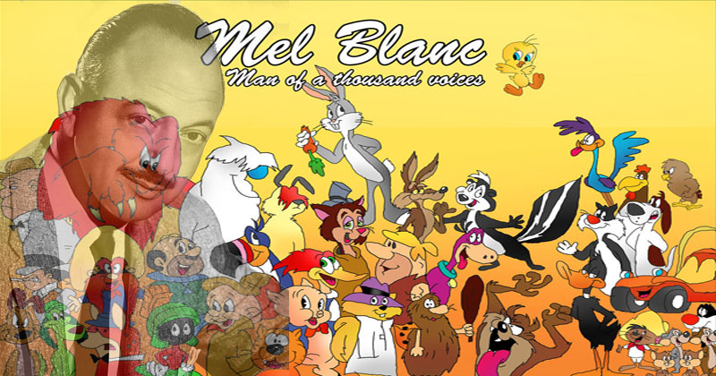 What Most Impresses Other Voice Actors About Mel Blanc, the Man of 1000 Voices