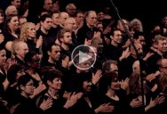 Choir Perfectly Mimics Rainstorm Before a Stirring Rendition of 'Africa' by Toto