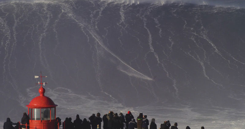 The Biggest Wave of the Year May Have Already Been Surfed