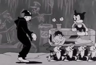 I Can't Stop Watching This Cab Calloway, Betty Boop and Snow White Mashup