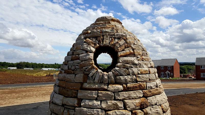 johnny clasper stonework art 13 Johnny Clasper Carefully Places Stones to Create Amazing Works of Art