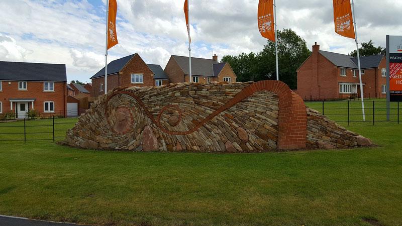 johnny clasper stonework art 14 Johnny Clasper Carefully Places Stones to Create Amazing Works of Art