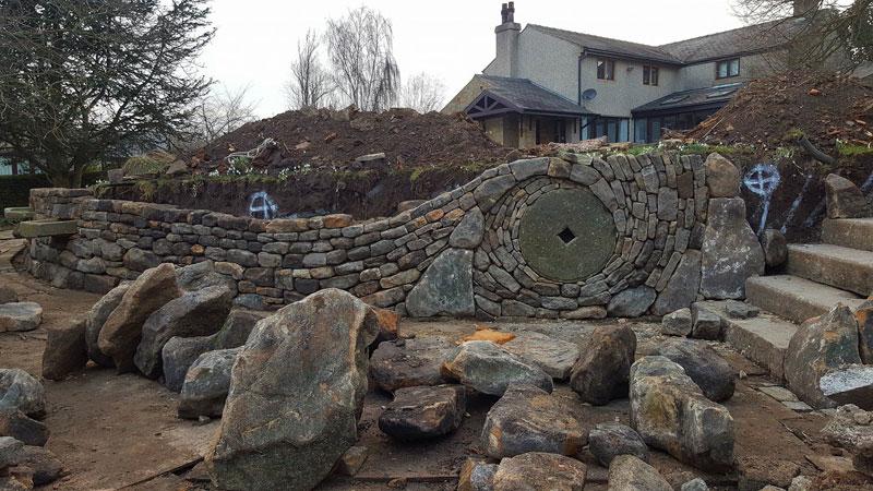 johnny clasper stonework art 8 Johnny Clasper Carefully Places Stones to Create Amazing Works of Art