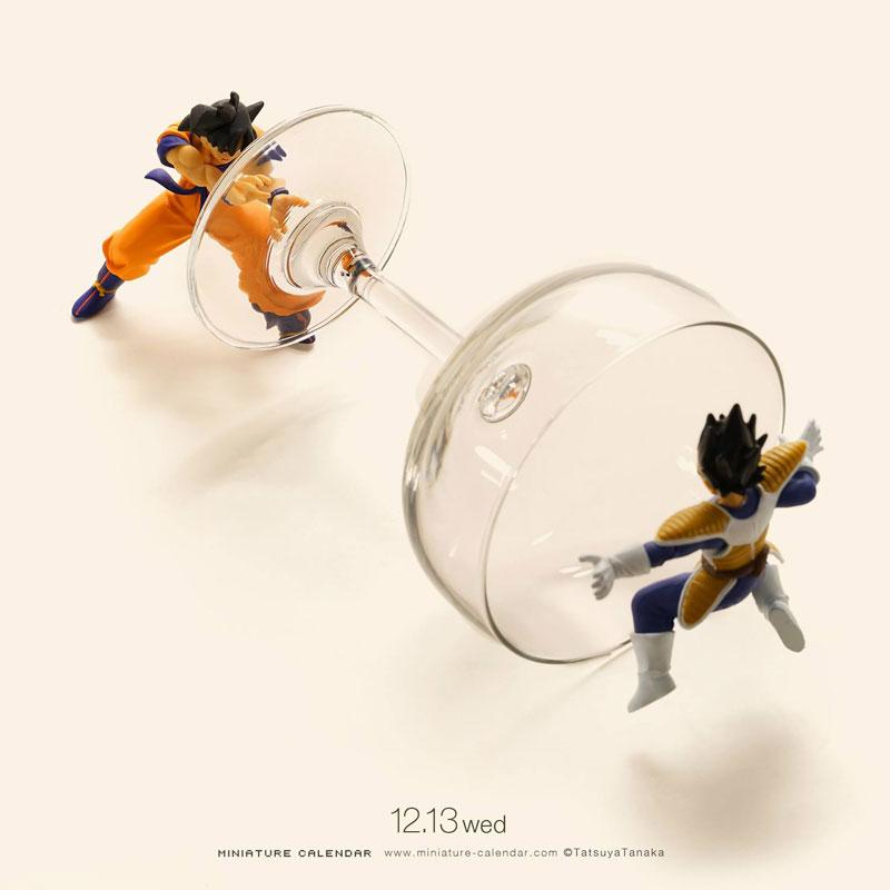 miniature calendar by tatsuya tanaka 10 This Artist Has Created a Miniature Scene Every Single Day Since 2011
