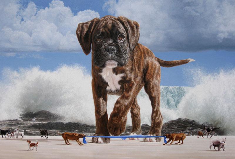 surreal oil paintings by joel rea 11 The Surreal Oil Paintings of Joel Rea (12 Photos)