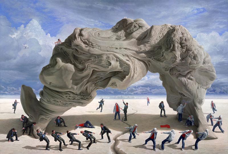 surreal oil paintings by joel rea 12 The Surreal Oil Paintings of Joel Rea (12 Photos)