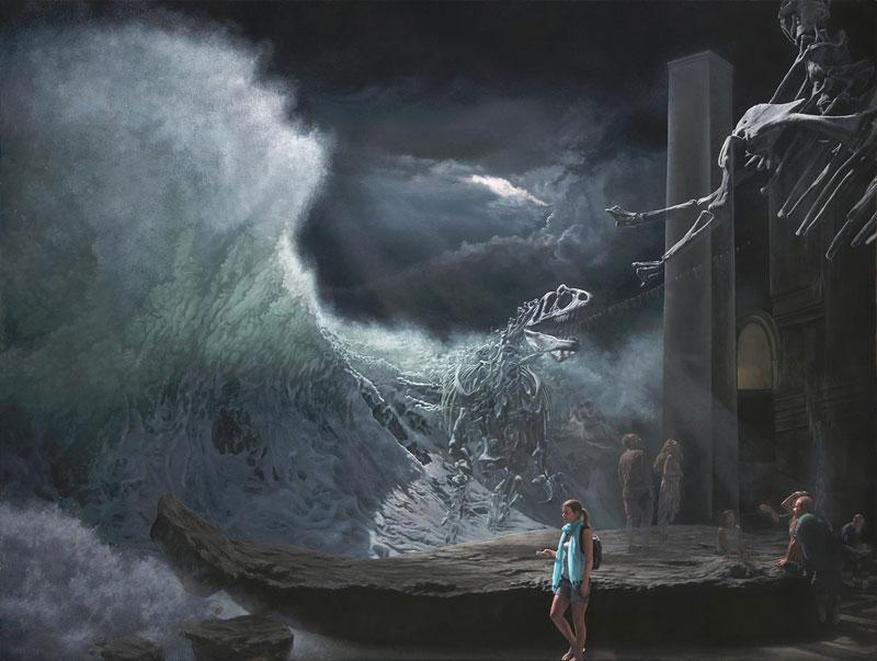 surreal oil paintings by joel rea 2 The Surreal Oil Paintings of Joel Rea (12 Photos)