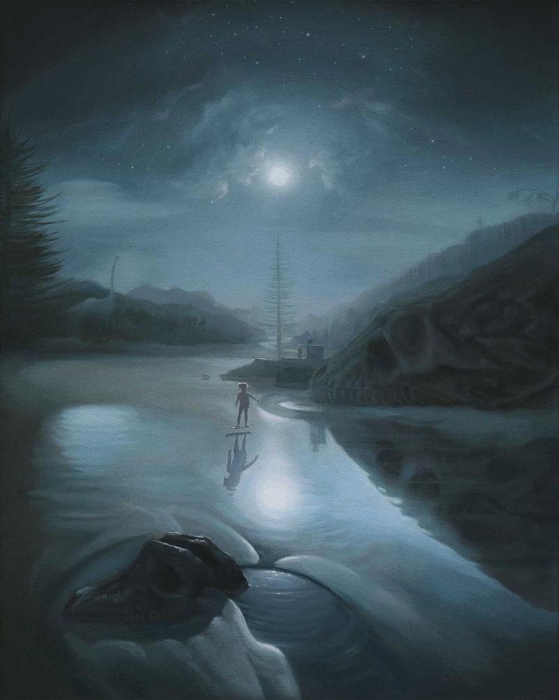 surreal oil paintings by joel rea 4 The Surreal Oil Paintings of Joel Rea (12 Photos)