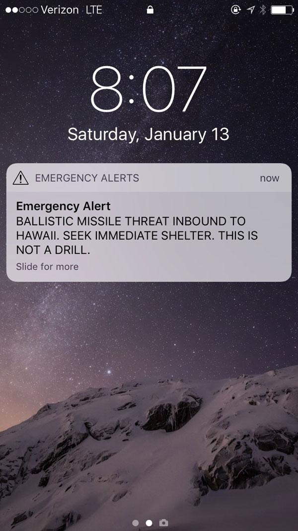the menu for hawaiis emergency warning system is a ux nightmare 2 The Menu for Hawaiis Emergency Warning System is a UX Nightmare