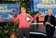 Bill Gates Trying to Guess the Prices of Everyday Grocery Items