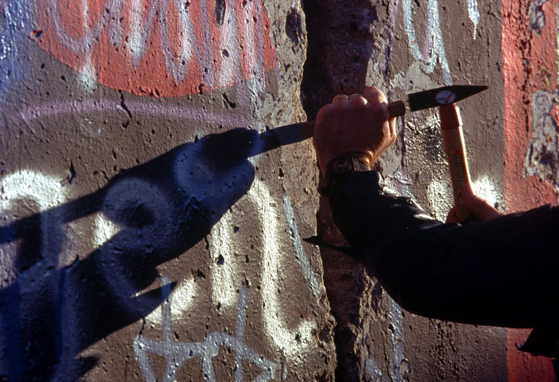 10,317 Days Later, The Berlin Wall Has Been Down Longer Than It Stood