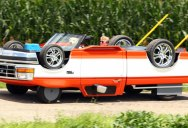 Guy Builds Street Legal Upside Down Truck for $6,000