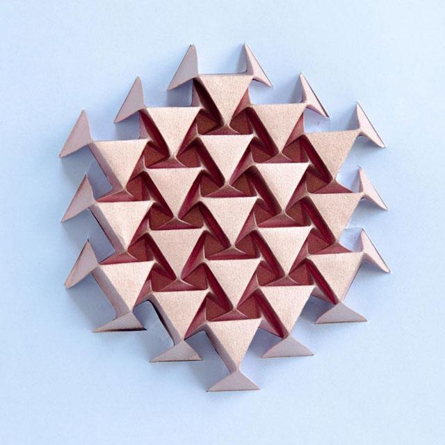 modular origami by ekaterina lukasheva 20 37 Incredible Modular Origami Works by Ekaterina Lukasheva