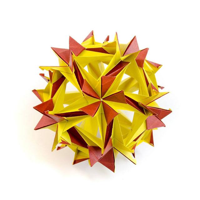 modular origami by ekaterina lukasheva 26 37 Incredible Modular Origami Works by Ekaterina Lukasheva