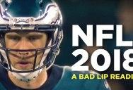 A Bad Lip Reading of the 2018 NFL Season