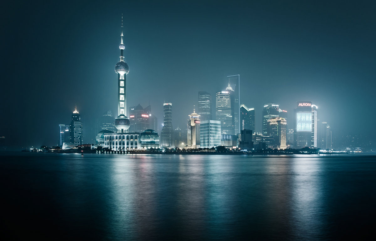 nightscapes by jakob wagner 12 4 Cities on 4 Continents Around the World at Night