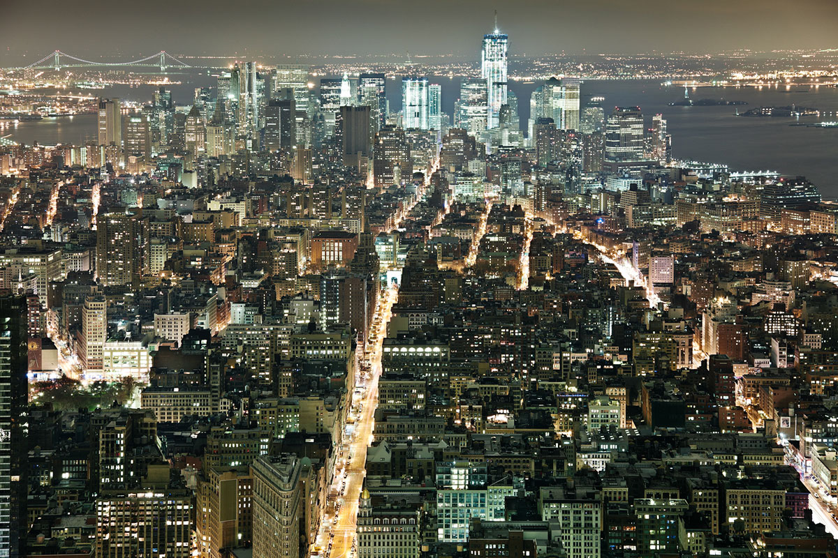 nightscapes by jakob wagner 8 4 Cities on 4 Continents Around the World at Night