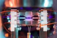 Picture of a Single Atom Wins Top Prize in Science Photo Contest