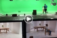 This Real-Time Compositing Demo is Bananas