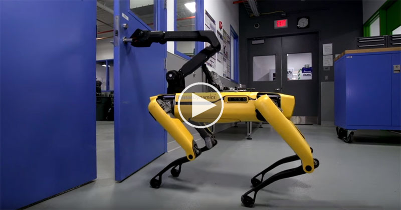 In Case You Were Wondering What Boston Dynamics Has Been Up To