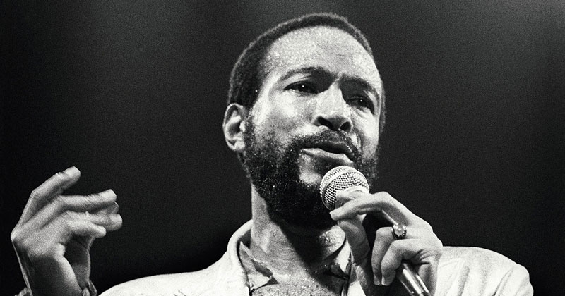 """The Isolated Vocals of Marvin Gaye's """"I Heard it Through the Grapevine"""""""
