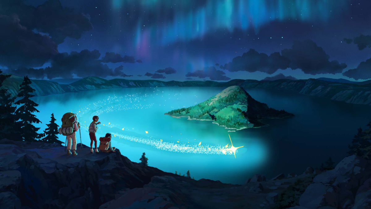 travel oregon anime 4 The Artwork for Oregons Anime Inspired Tourism Spot is Beautiful