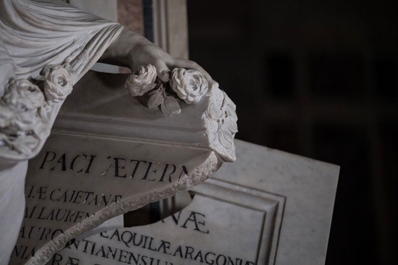antonio corradini modesty marble sculpture veil 6 This Tiny Chapel is Home to Some of the Greatest Marble Sculptures in History