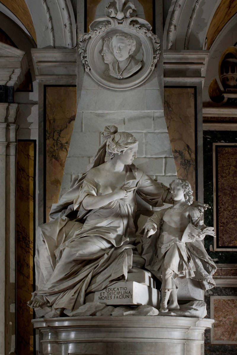 most amazing marble sculptures cappella sansevero naples italy 3 This Tiny Chapel is Home to Some of the Greatest Marble Sculptures in History