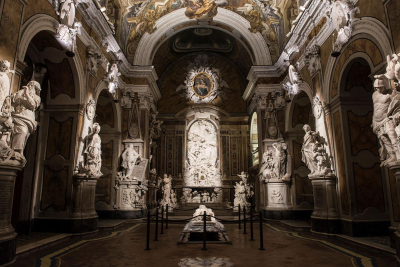 museo cappella sansevero naples italy 2 This Tiny Chapel is Home to Some of the Greatest Marble Sculptures in History