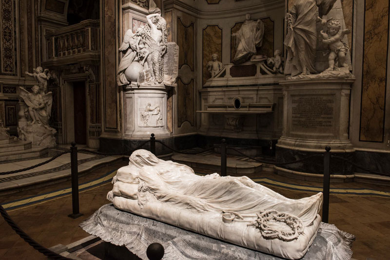 museo cappella sansevero naples italy 6 This Tiny Chapel is Home to Some of the Greatest Marble Sculptures in History